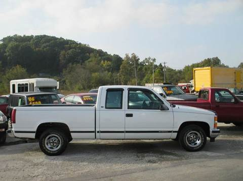 1999 Chevrolet C/K 1500 Series for sale in London, KY