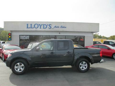 2013 Nissan Frontier for sale in London, KY