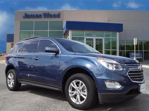 2017 Chevrolet Equinox for sale in Decatur, TX
