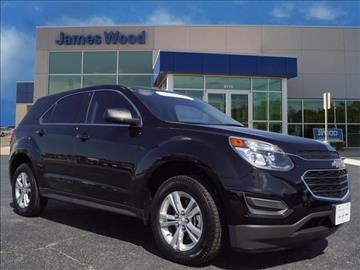 2017 Chevrolet Equinox for sale in Decatur TX