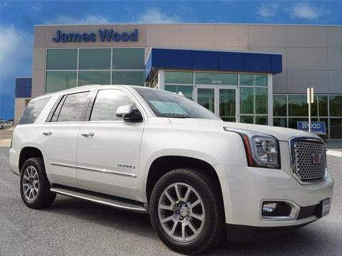 2015 GMC Yukon for sale in Decatur, TX
