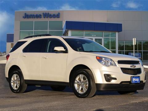 2015 Chevrolet Equinox for sale in Decatur TX