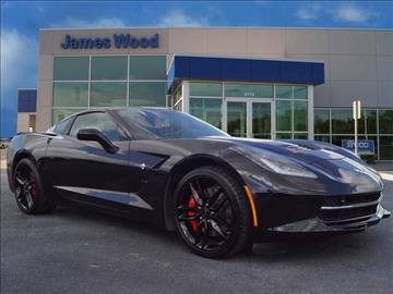 2016 Chevrolet Corvette for sale in Decatur, TX