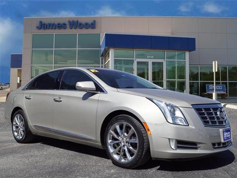 2013 Cadillac XTS for sale in Decatur, TX