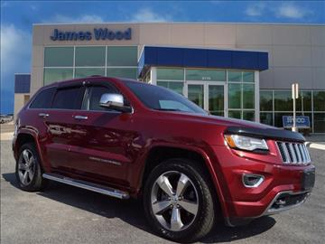 2015 Jeep Grand Cherokee for sale in Decatur TX