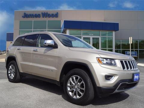 2014 Jeep Grand Cherokee for sale in Decatur, TX
