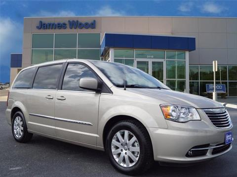 2013 Chrysler Town and Country for sale in Decatur, TX