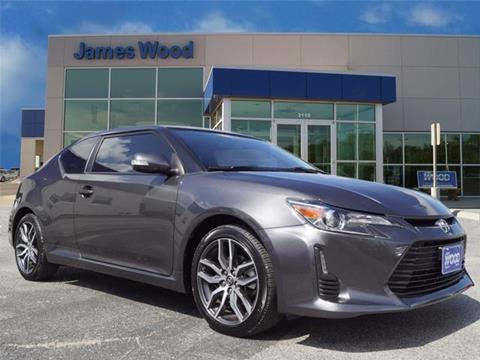 2016 Scion tC for sale in Decatur TX