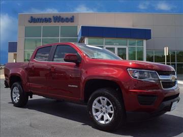 2017 Chevrolet Colorado for sale in Decatur TX