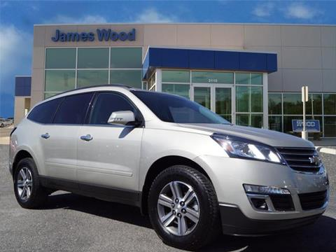 2017 Chevrolet Traverse for sale in Decatur TX