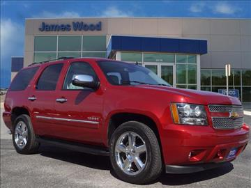 2014 Chevrolet Tahoe for sale in Decatur, TX