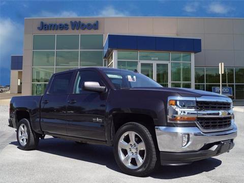 2016 Chevrolet Silverado 1500 for sale in Decatur, TX