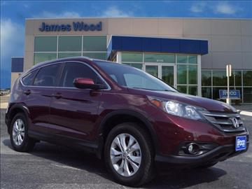2014 Honda CR-V for sale in Decatur, TX