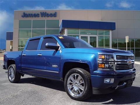 2015 Chevrolet Silverado 1500 for sale in Decatur TX