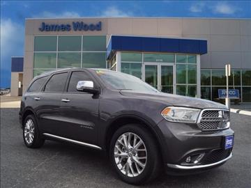 2014 Dodge Durango for sale in Decatur TX