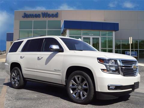 2015 Chevrolet Tahoe for sale in Decatur, TX