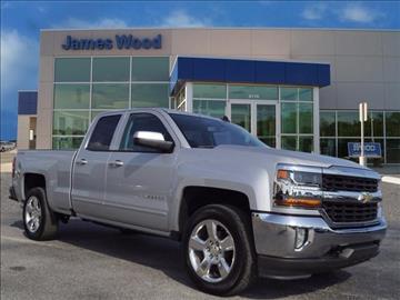 2016 Chevrolet Silverado 1500 for sale in Decatur TX