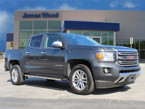 2016 GMC Canyon for sale in Decatur TX