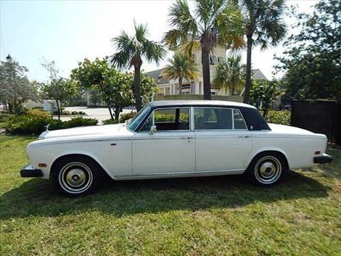 1978 Rolls-Royce silver wraith 2