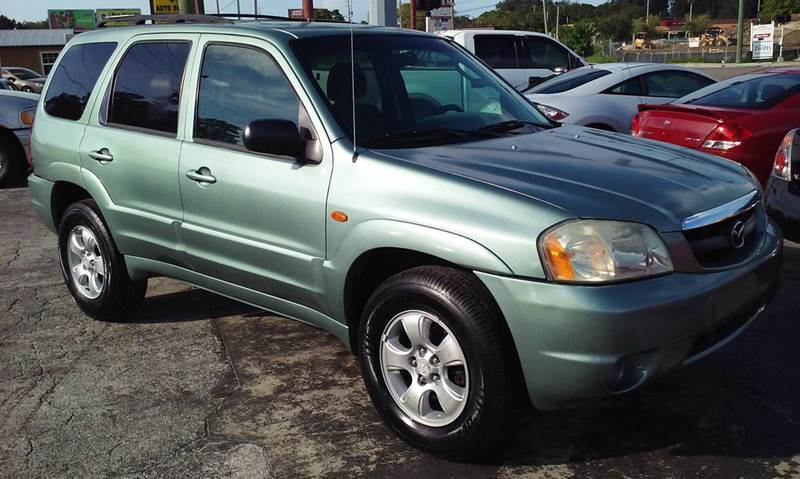 2004 mazda tribute lx v6 4dr suv in saint petersburg fl. Black Bedroom Furniture Sets. Home Design Ideas