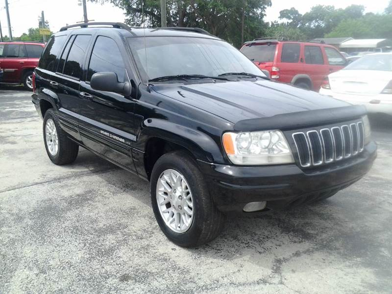 jeep grand cherokee for sale in saint petersburg fl. Black Bedroom Furniture Sets. Home Design Ideas