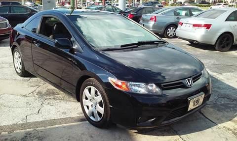 2008 Honda Civic for sale in Saint Petersburg, FL