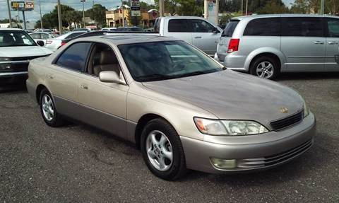 Pinellas Auto Brokers >> Used 1999 Lexus ES 300 For Sale - Carsforsale.com®