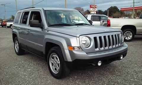 2014 Jeep Patriot for sale in Saint Petersburg, FL