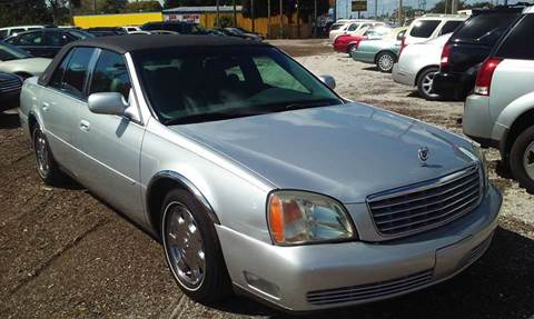 2002 Cadillac DeVille for sale in Saint Petersburg, FL