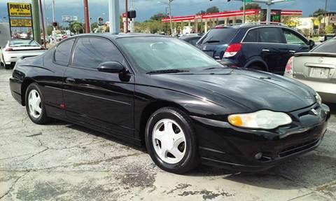 2001 Chevrolet Monte Carlo for sale in Saint Petersburg, FL