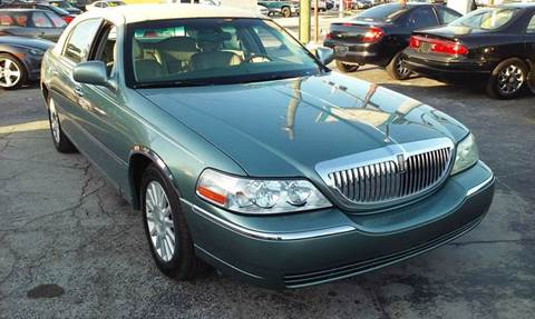 2004 lincoln town car for sale in saint petersburg fl