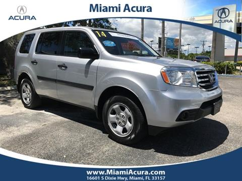2014 Honda Pilot for sale in Miami, FL