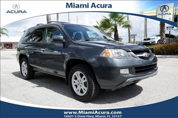 2005 Acura MDX for sale in Miami, FL