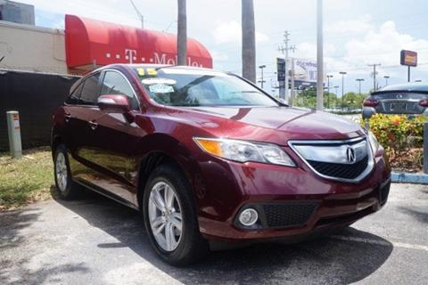 2015 Acura RDX for sale in Miami FL