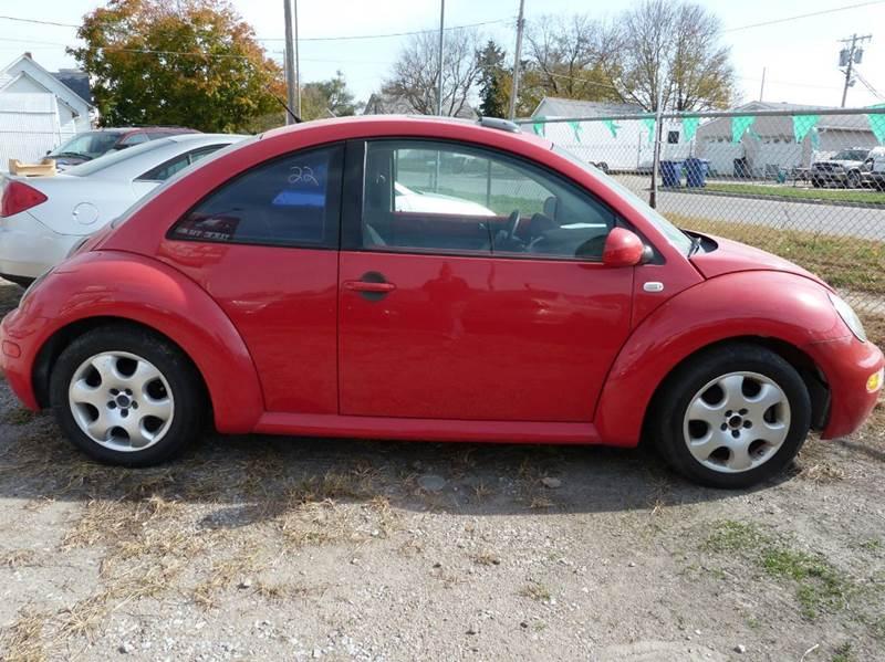 2002 Volkswagen New Beetle GLS TDI 2dr Hatchback - Fremont NE