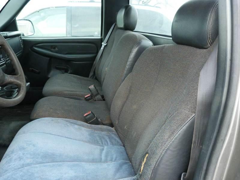 2000 Chevrolet Silverado 1500 2dr Standard Cab LB - Fremont NE
