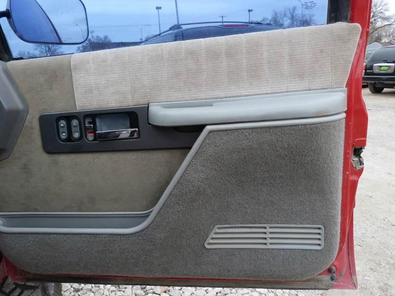 1992 GMC Sierra 1500 2dr K1500 4WD Standard Cab Stepside SB - Fremont NE