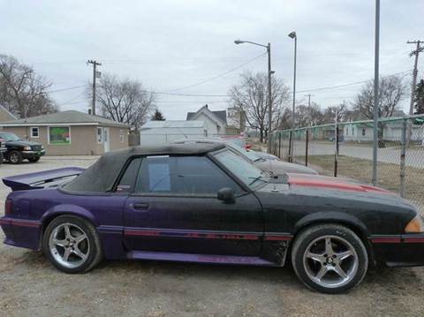 1991 Ford Mustang for sale in Fremont, NE