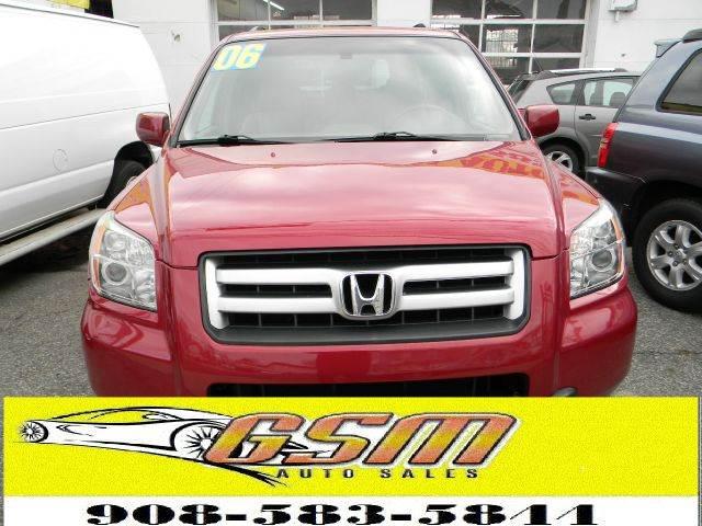 2006 Honda Pilot for sale in Linden NJ