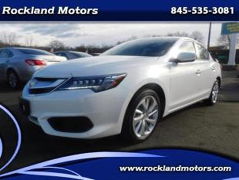 2017 Acura ILX for sale in West Nyack, NY