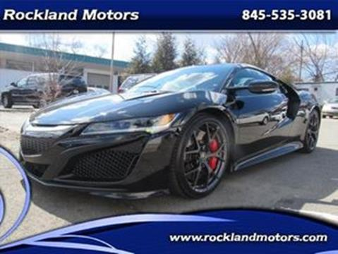 2017 Acura Nsx For Sale >> 2017 Acura Nsx For Sale In West Nyack Ny
