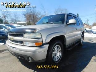 2004 Chevrolet Tahoe for sale in West Nyack, NY