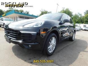 2016 Porsche Cayenne for sale in West Nyack, NY