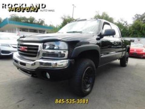 2007 GMC Sierra 1500HD Classic for sale in West Nyack, NY