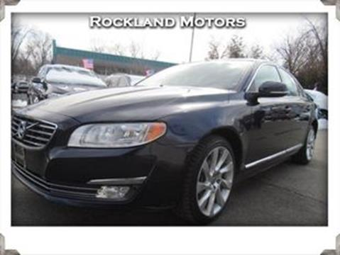 2016 Volvo S80 >> 2016 Volvo S80 For Sale In West Nyack Ny