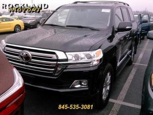 2016 Toyota Land Cruiser for sale in West Nyack, NY