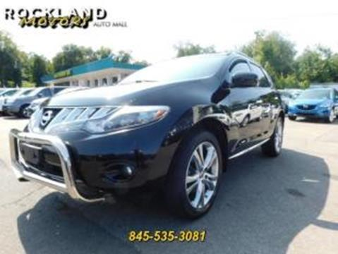 2010 Nissan Murano for sale in West Nyack, NY