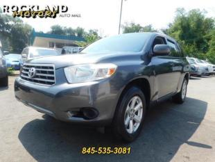 2009 Toyota Highlander for sale in West Nyack, NY
