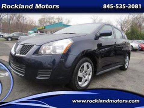 2009 Pontiac Vibe 1.8L for sale at Rockland Motors in West Nyack NY
