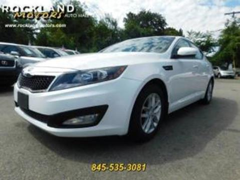 2013 Kia Optima for sale in West Nyack, NY